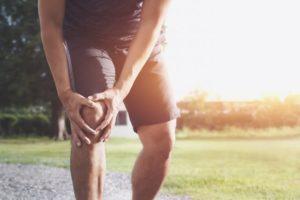 ランニングで膝の痛み